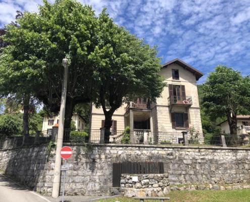 Villa il maiale bianco zuidzijde renovatie