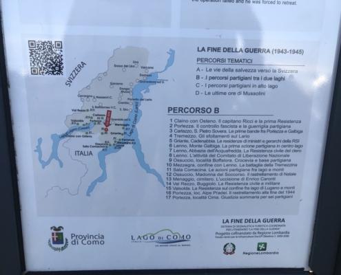 Tremezzo wandeling langs de militaire linie 1e en 2e W.O. nov 2020 (3)
